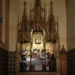 Maria-Schlaf-Altar