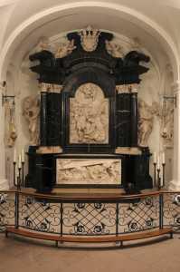 Bonifatiusgruft Dom Fulda