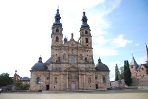 Fulda Dom Ostansicht 2