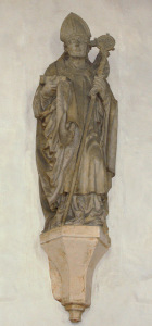 Bischof Donatus v. Arezzo Foto: A. Baumgärtel